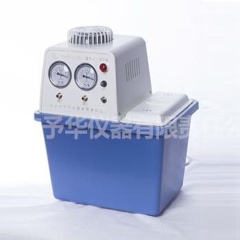 SHZ-D(III)不锈钢四表四抽循环水真空泵