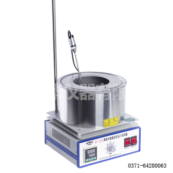 DF-101S系列集热式恒温加热磁力搅拌器