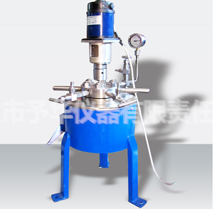 CJF系列实验室常用小型高压反应釜