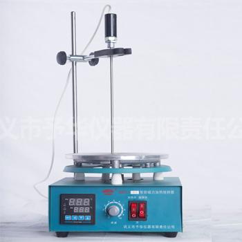 SZCL-4A型恒温加热磁力搅拌器