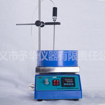SZCL-2A多功能智能型恒温加热磁力搅拌器