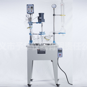 YDF-20L单层玻璃反应釜